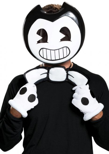BENDY AND THE INK MACHINE COSTUME KIT