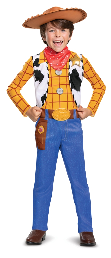 TOY STORY WOODY CLASSIC COSTUME FOR BOYS