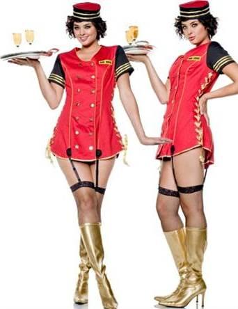 cowgirl kostyme dame