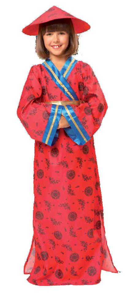 CHINESE GIRL COSTUME FOR GIRLS