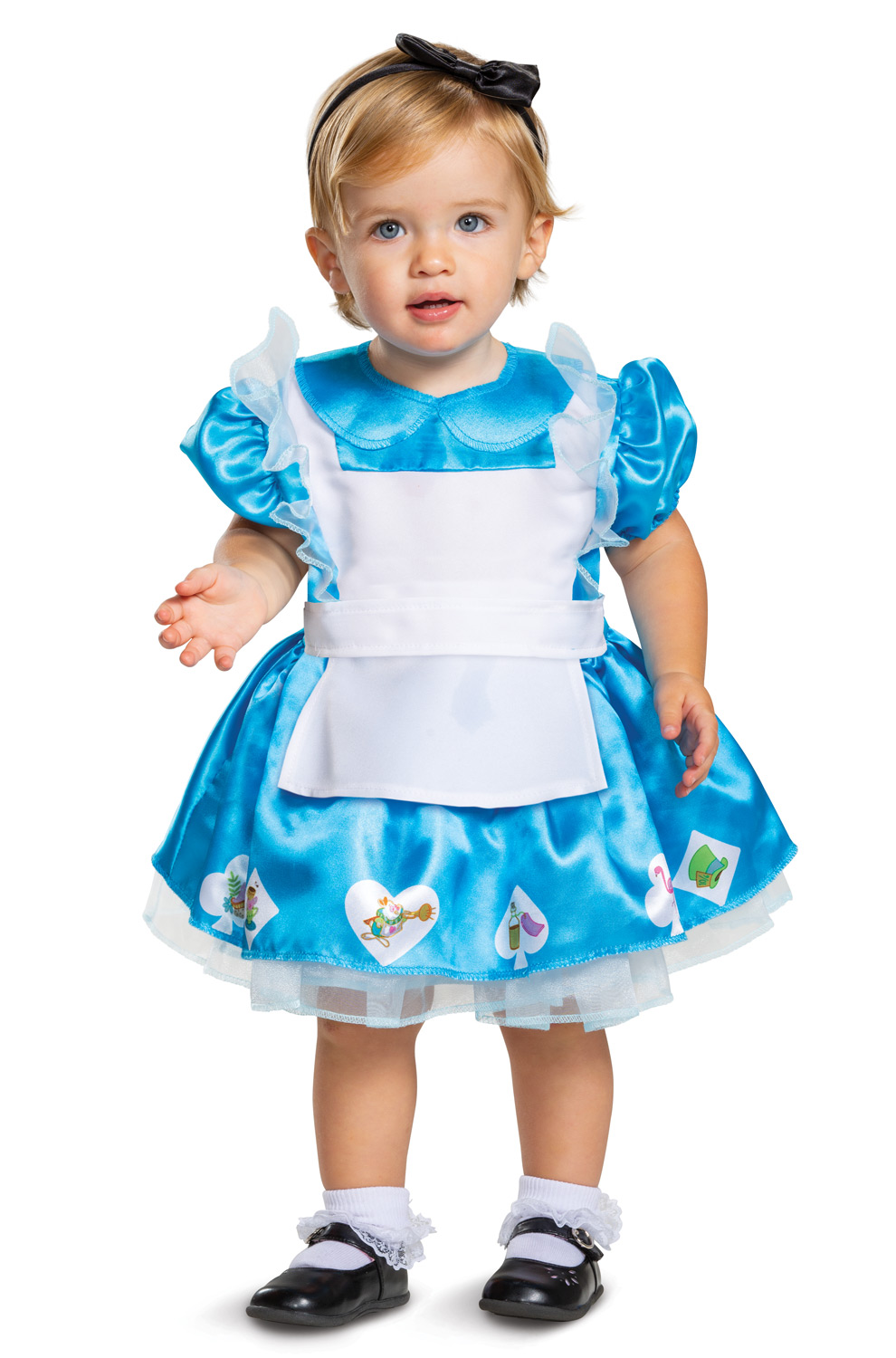 ALICE IN WONDERLAND COSTUME FOR BABY GIRLS