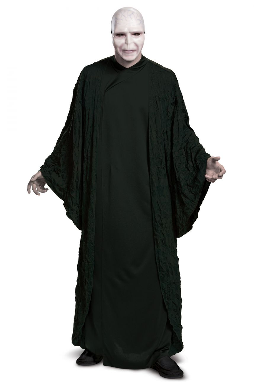 HARRY POTTER DELUXE LORD VOLDEMORT COSTUME FOR MEN