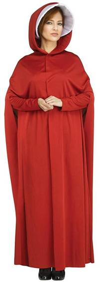 HANDMAIDEN HANDMAID'S TALE COSTUME FOR WOMEN