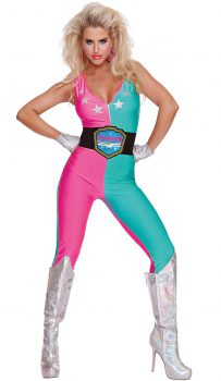 SEXY WRESTLING CHAMP COSTUME FOR WOMEN