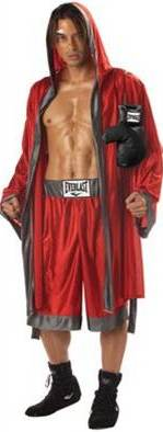 EVERLAST BOXER (RED)