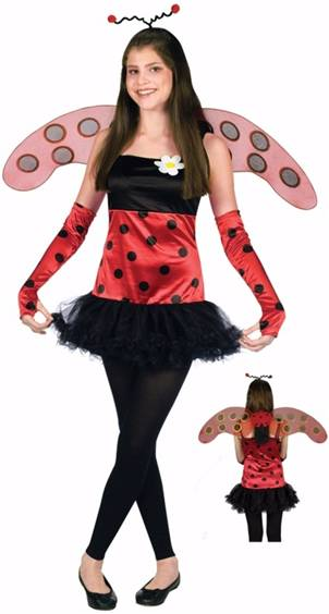 TEEN LADY BUG