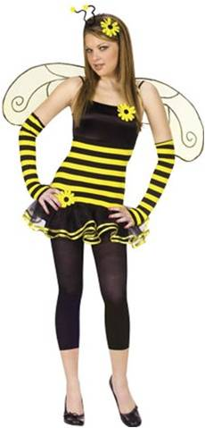 TEEN BUMBLE BEE