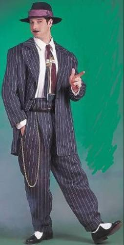 ZOOT SUIT DADDY