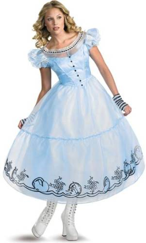 DELUXE MOVIE ALICE IN WONDERLAND