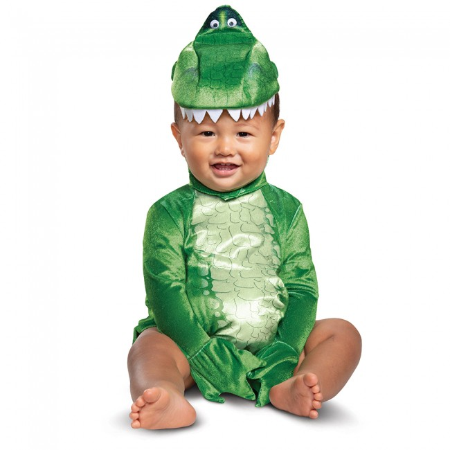 TOY STORY REX COSTUME FOR KIDS