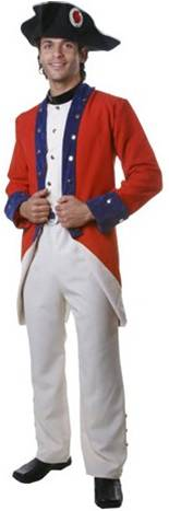 COLONIAL SOLDIER