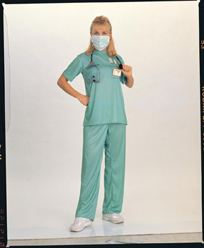 E.R. FEMALE SURGEON