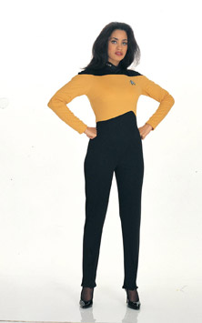 STAR TREK JUMPSUIT