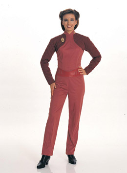 STAR TREK DEEP SPACE NINE MAJOR KIRA