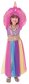 BELLY DANCER GIRL