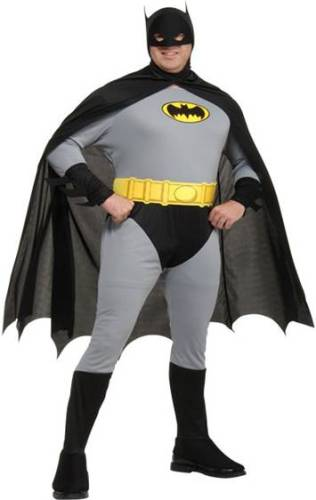 BATMAN PLUS SIZE