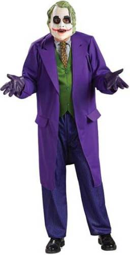 JOKER DELUXE PLUS SIZE