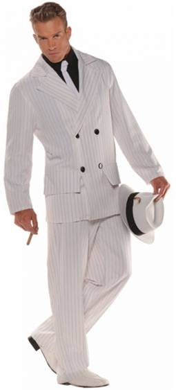 SMOOTH CRIMINAL GANGSTER COSTUME FOR MEN