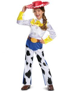 TOY STORY CLASSIC JESSIE COSTUME FOR GIRLS