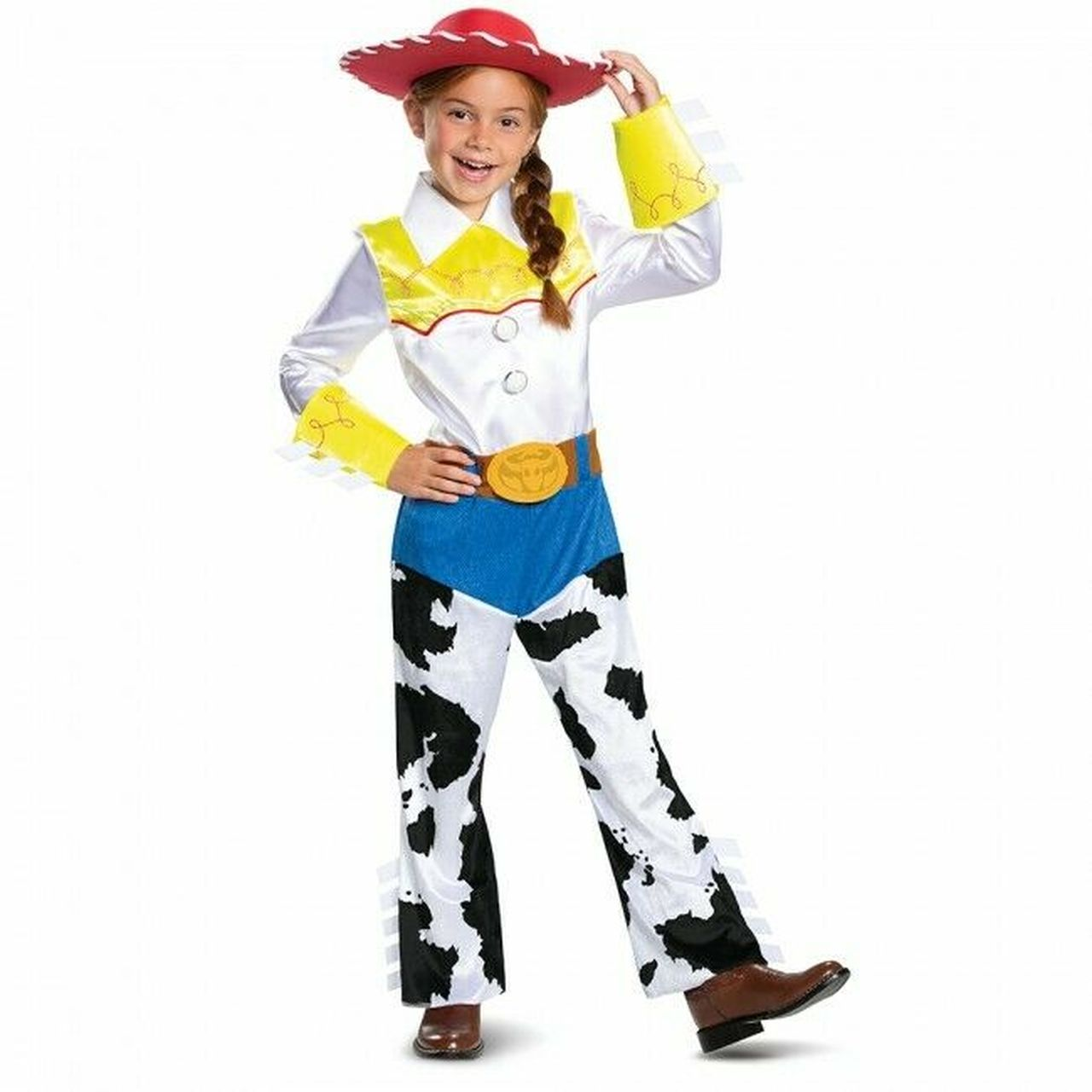 TOY STORY 4 DELUXE JESSIE COSTUME FOR GIRLS