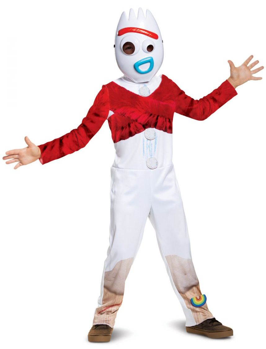 TOY STORY 4 DELUXE FORKY COSTUME FOR KIDS