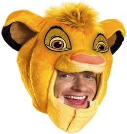 SIMBA HEADPIECE