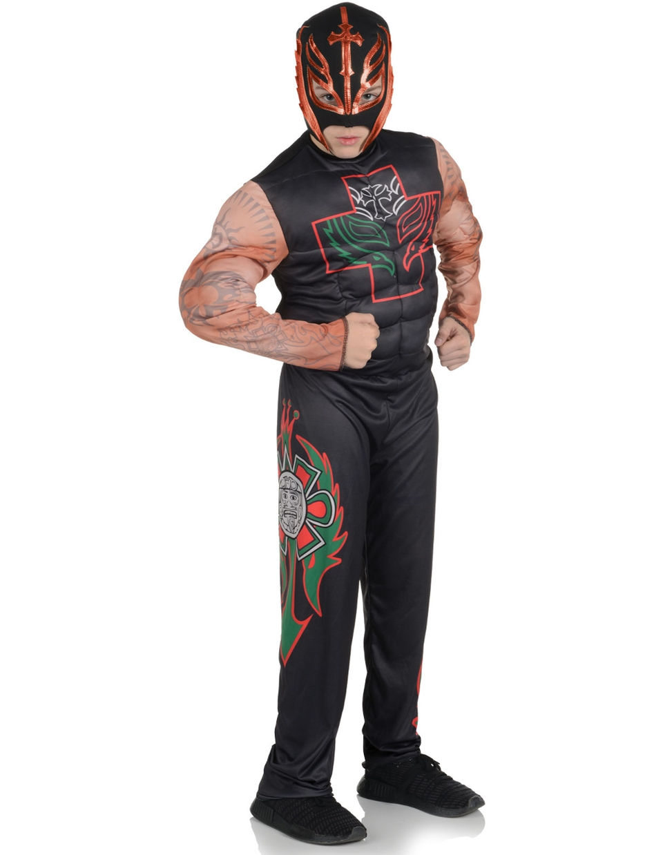 WWE LUCHA LIBRE REY MYSTERIO COSTUME FOR BOYS