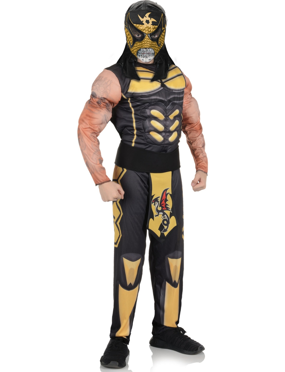 LUCHA LIBRE PENTA ZERO COSTUME FOR BOYS