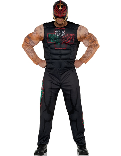 WWE LUCHA LIBRE REY MYSTERIO COSTUME FOR MEN