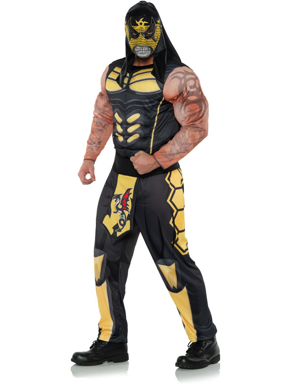 LUCHA LIBRE PENTA ZERO COSTUME FOR MEN
