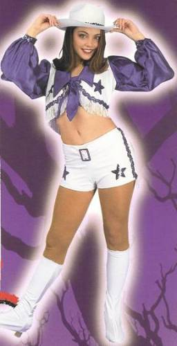 DALLAS COWGIRL CHEERLEADER