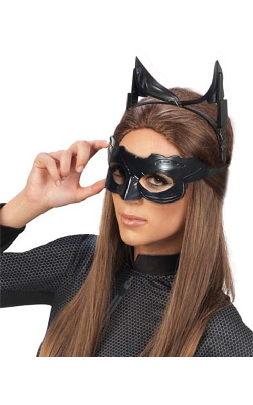 DARK KNIGHT RISES CATWOMAN MASK FOR ADULTS