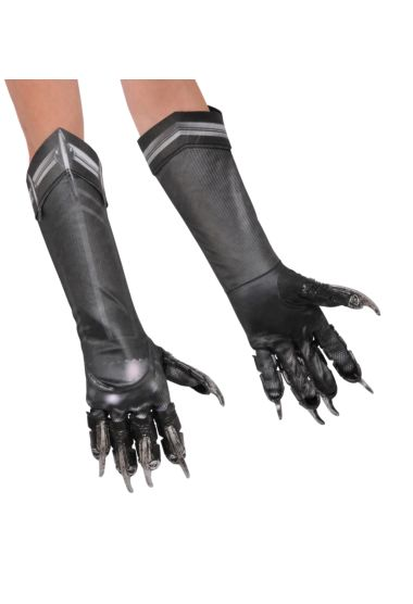 BLACK PANTHER GLOVES FOR CHILDREN