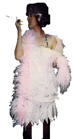 ECONOMY FLAPPER OUTFIT