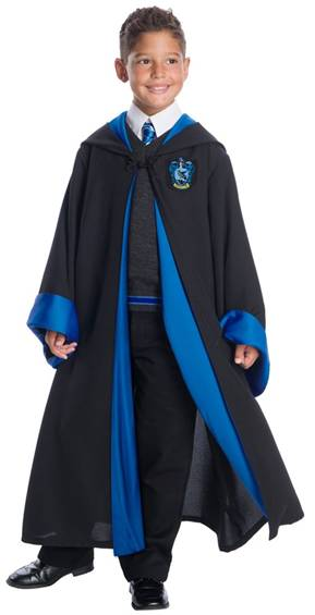 SUPREME EDITION RAVENCLAW COSTUME FOR KIDS