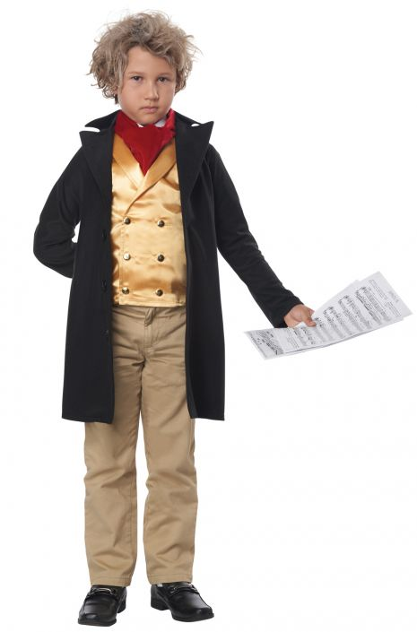 LUDWIG VAN BEETHOVEN CLASSIC COMPOSER FOR BOYS