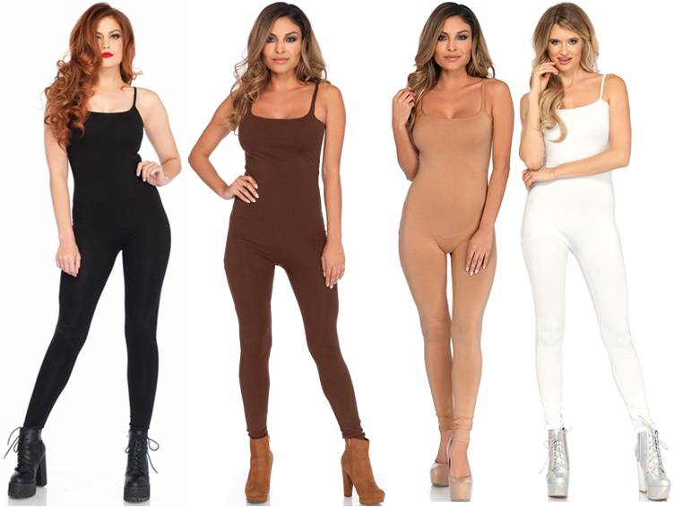 BASIC UNITARD FOR WOMEN