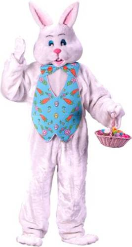 COMPLETE EASTER BUNNY