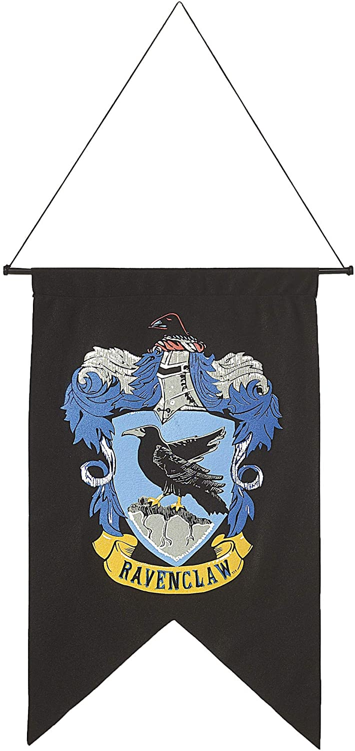 HARRY POTTER DELUXE RAVENCLAW BANNER