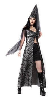gothic runaway princess