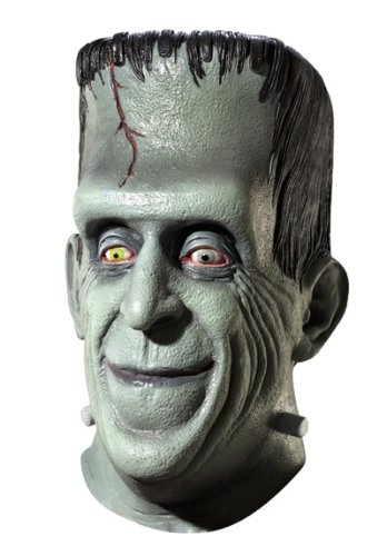 HERMAN MUNSTER MASK