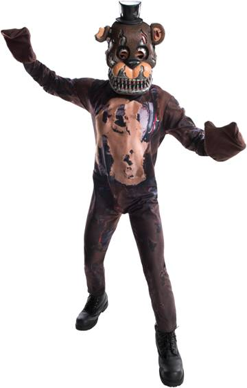 FIVE NIGHTS AT FREDDY'S NIGHTMARE FREDDY COSTUME