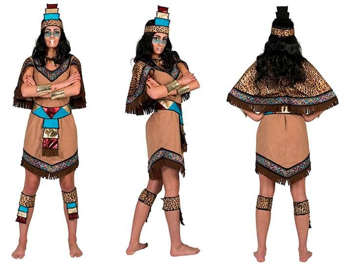 Aztec Warrior Halloween Costume | Crazy For Costumes La Casa De Los Trucos 305 858 5029 Miami