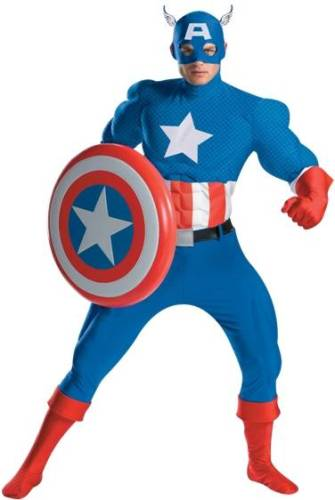 CAPTAIN AMERICA COLLECTOR'S EDITION