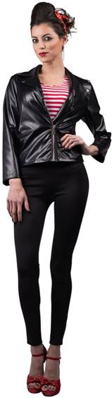 DELUXE GREASER LADY JACKET FOR WOMEN