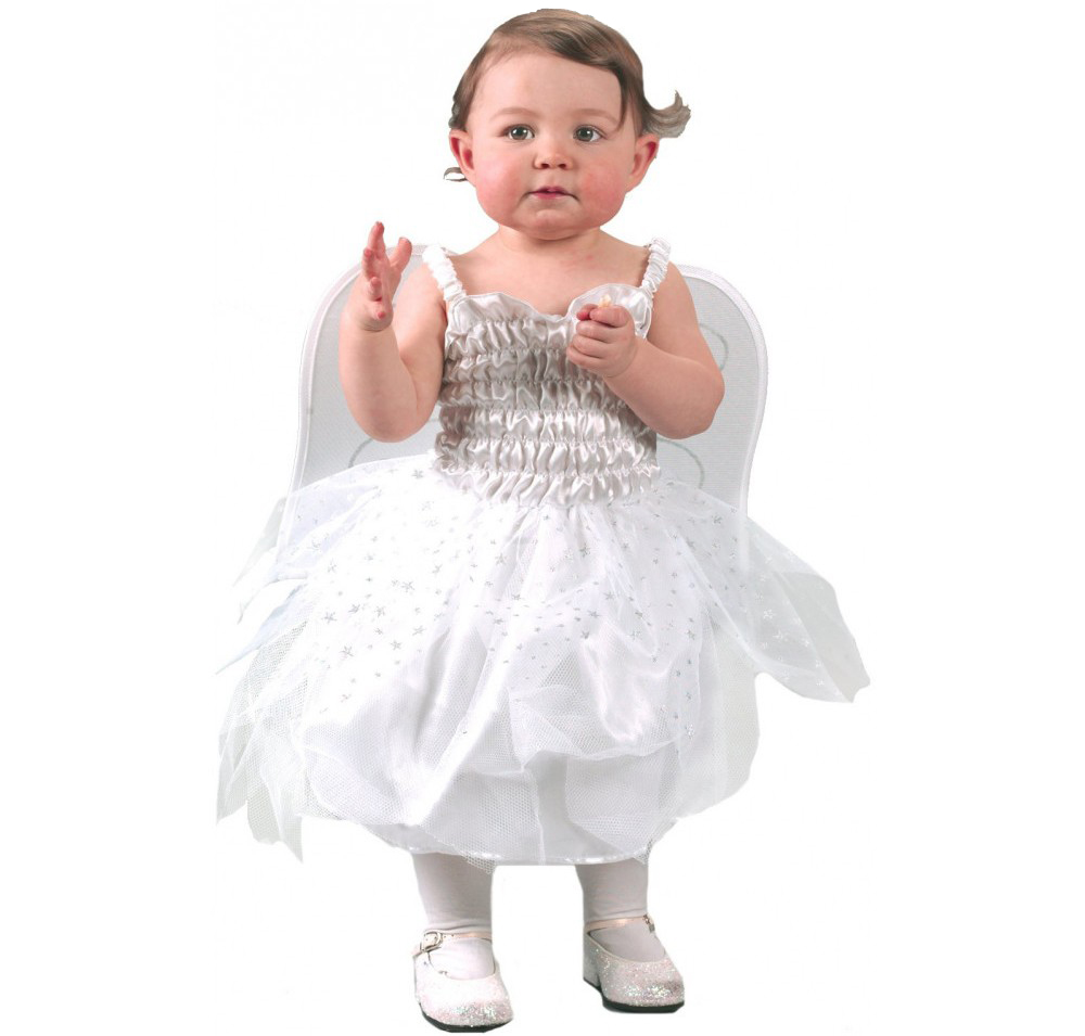 ANGEL BABY COSTUME FOR INFANTS