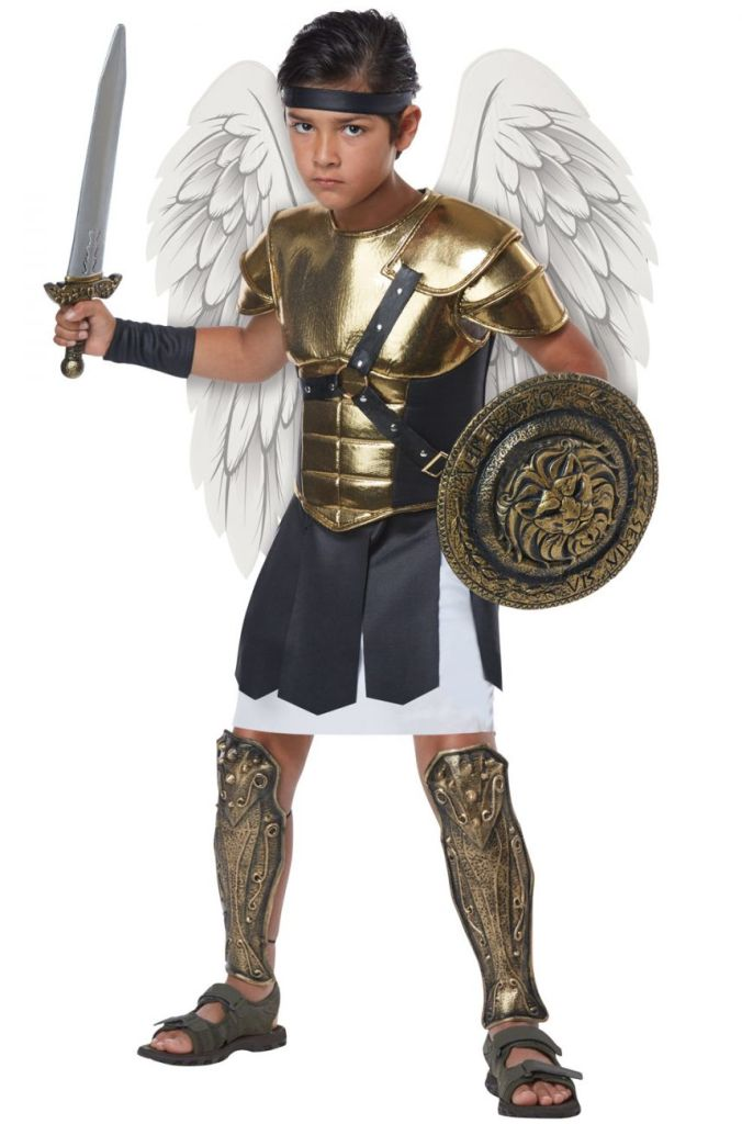 ARCHANGEL COSTUME FOR BOYS