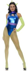 THE CHOSEN ONE SEXY ALIEN COSTUME FOR WOMEN