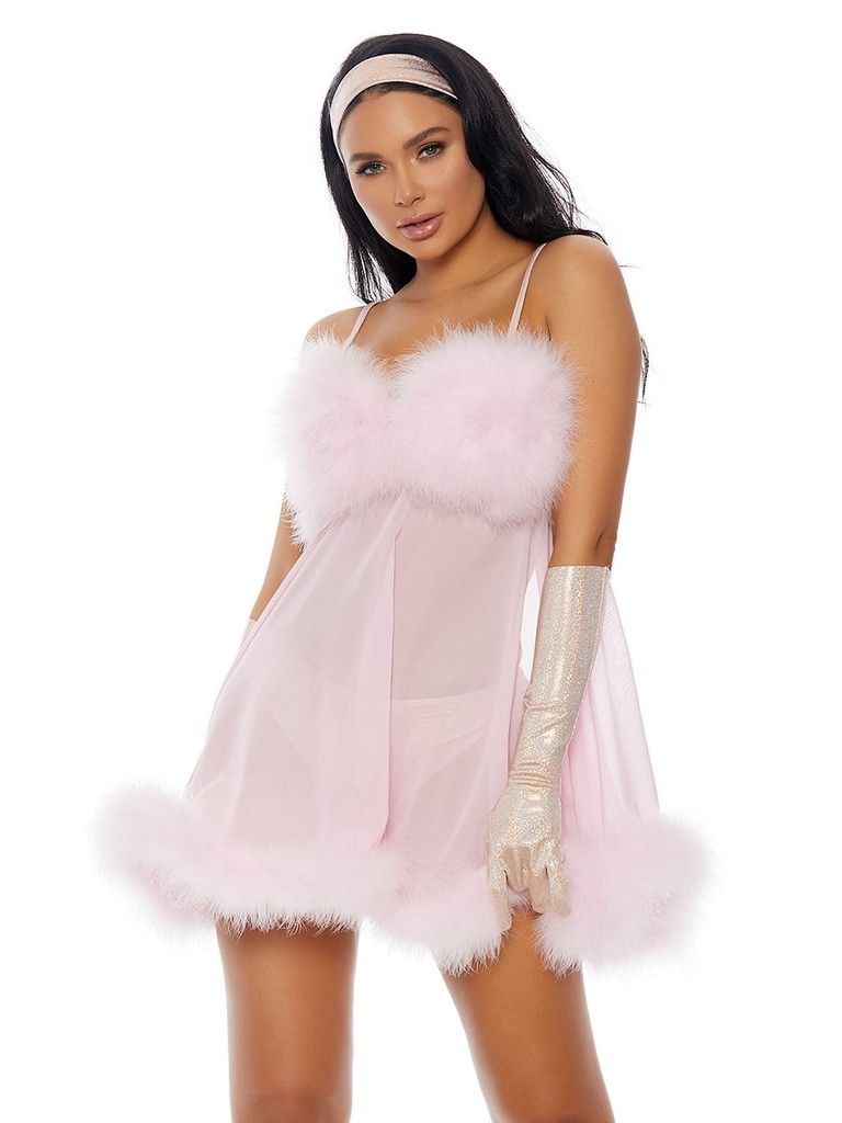 SEXY FEMME FOR REAL BOT COSTUME FOR WOMEN