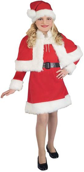 LITTLE MISS SANTA*CURRENTLY UNAVAILABLE*